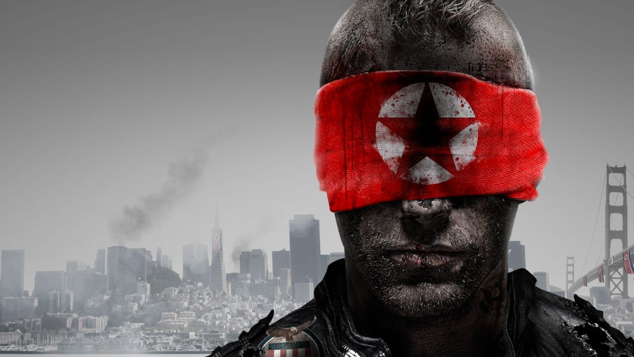 HOMEFRONT game    g wallpaper