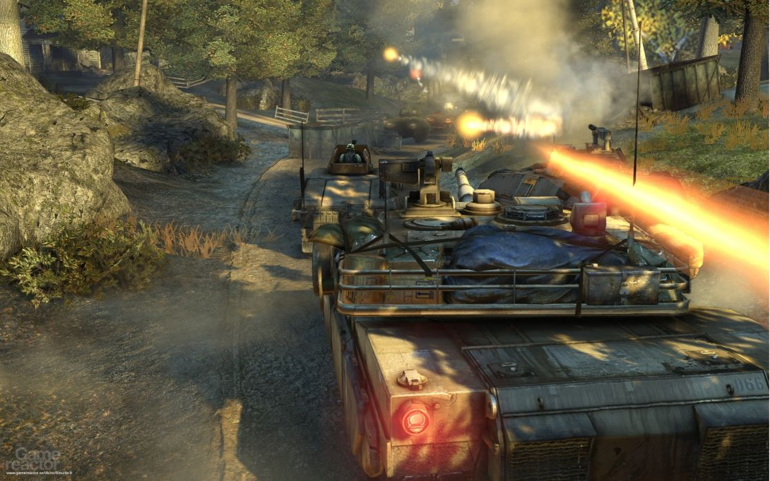HOMEFRONT game war action battle military tank weapon gun  t wallpaper