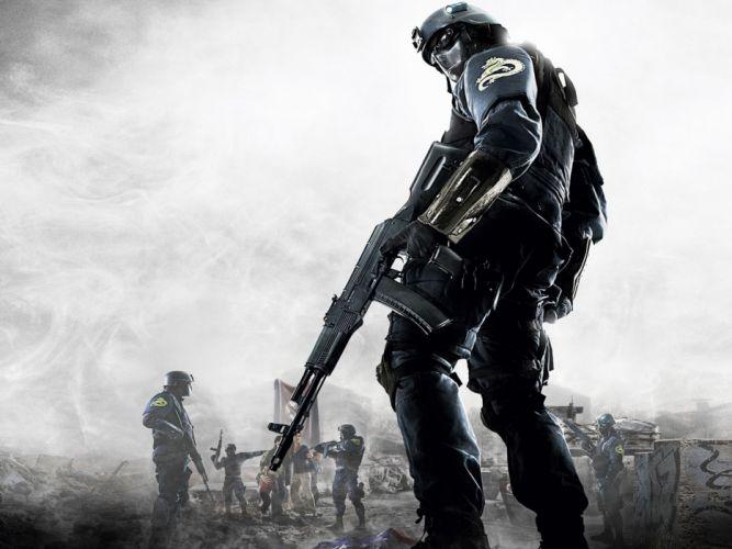 HOMEFRONT game war action warrior armor weapon gun e wallpaper