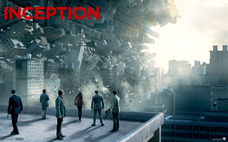 INCEPTION action adventure sci-fi poster g wallpaper