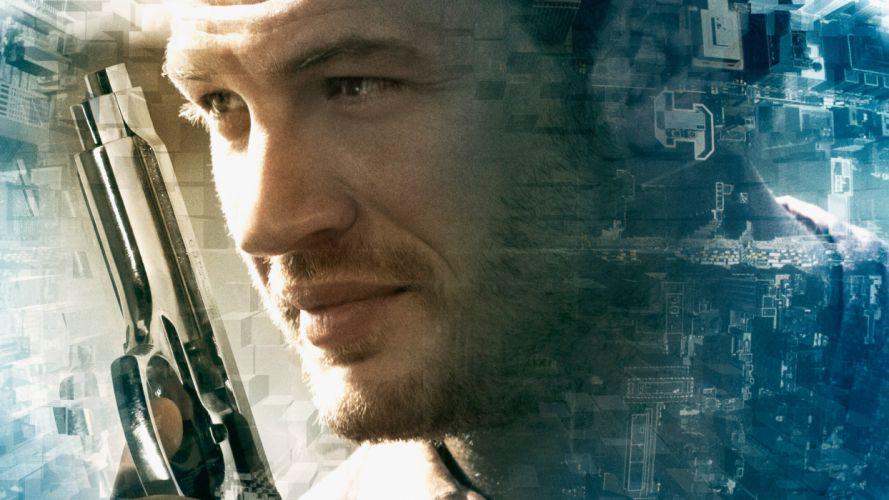 INCEPTION action adventure sci-fi weapon gun g wallpaper