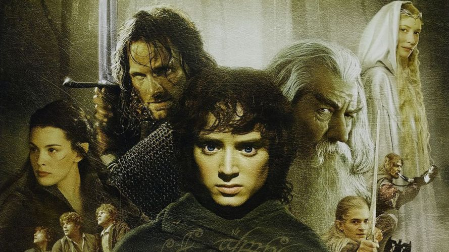 LORD OF THE RINGS lotr fantasy fellowship adventure f wallpaper