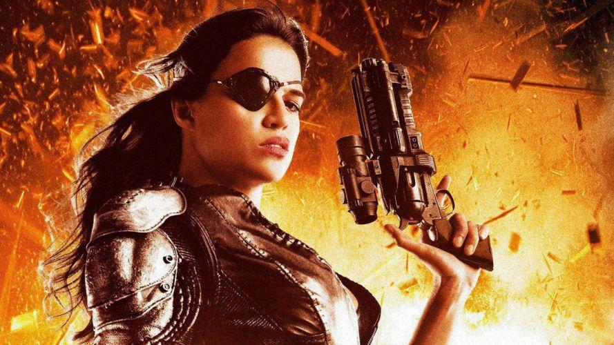 MACHETE KILLS action girls guns girl gun weapon warrior f wallpaper