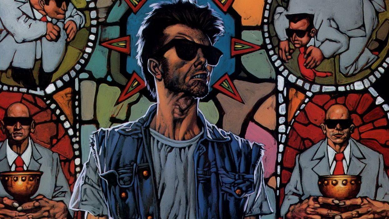 PREACHER comics vertigo   g wallpaper