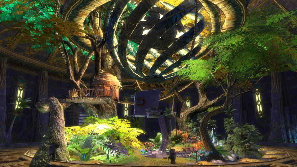 RIFT games fantasy  f wallpaper