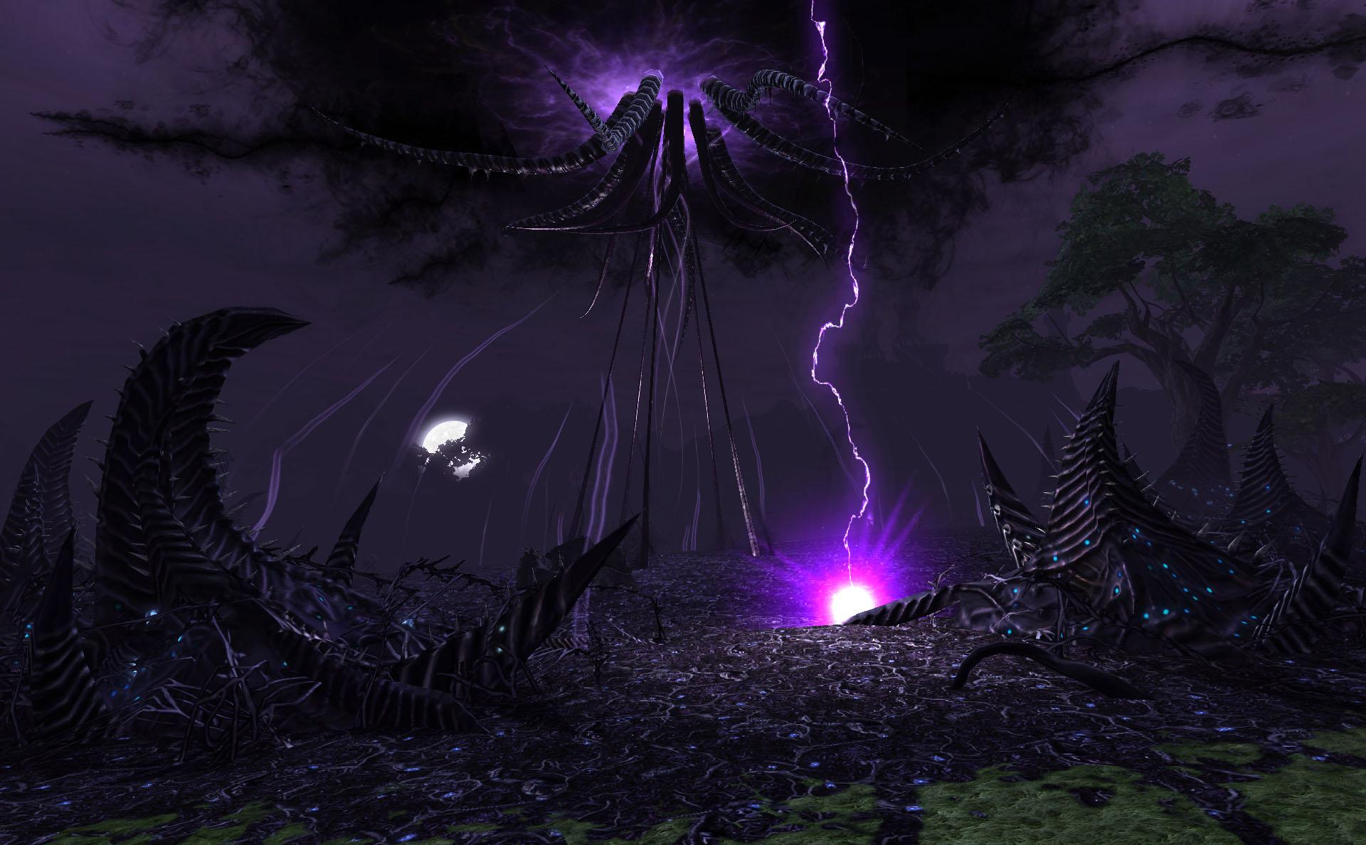RIFT Games Fantasy Lightning Dark Sci Fi Monster G