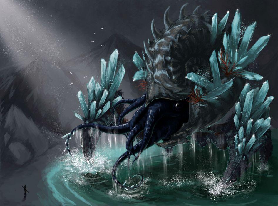 RIFT games fantasy monster   ge wallpaper