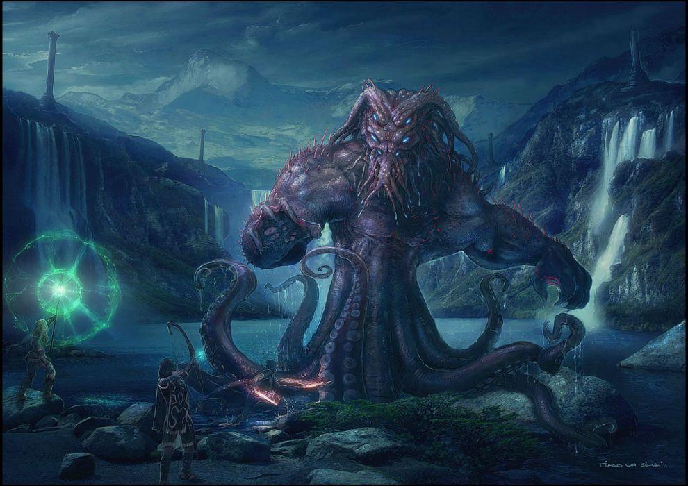 RIFT games fantasy monster yr wallpaper