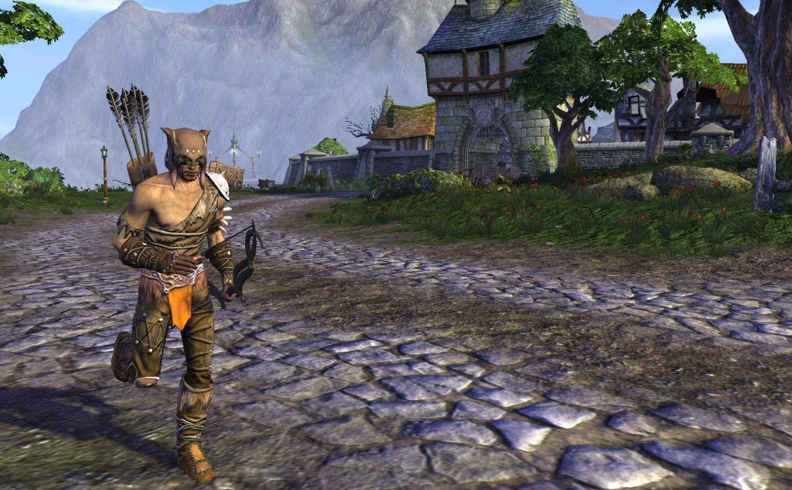 RIFT games fantasy warrior archer      g wallpaper