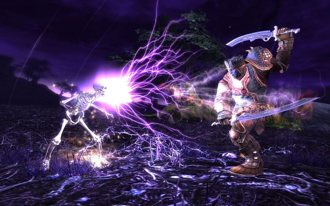RIFT games fantasy warrior armor magic dark skeleton skull battle       g wallpaper