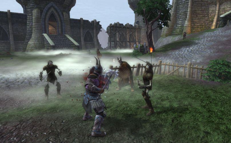 RIFT games fantasy warrior battle armor h wallpaper