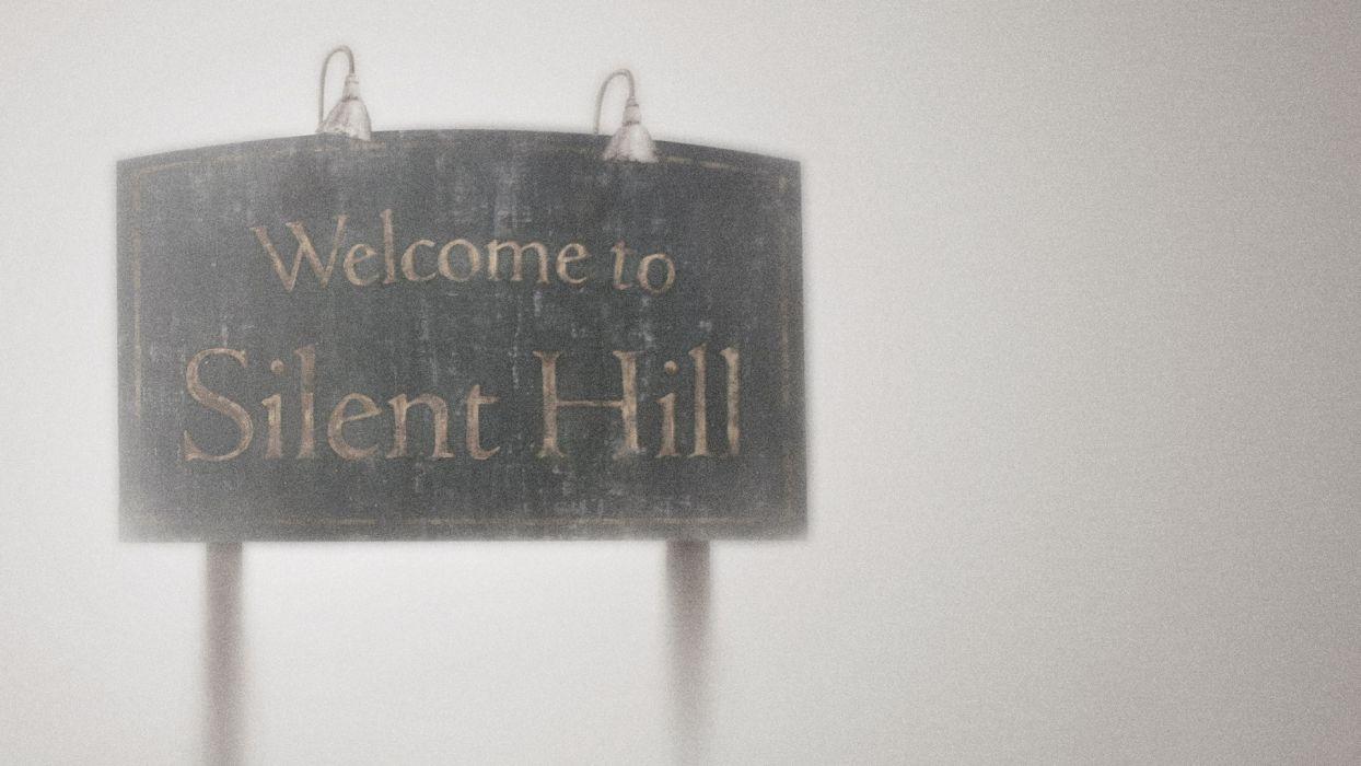 SILENT HILL Adventure Horror dark        f wallpaper