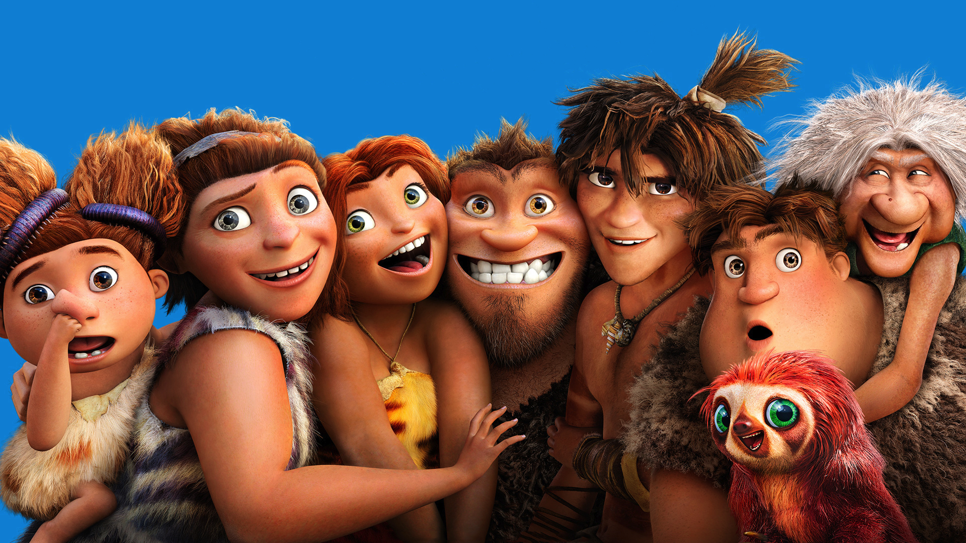 Download Film The Croods 2013