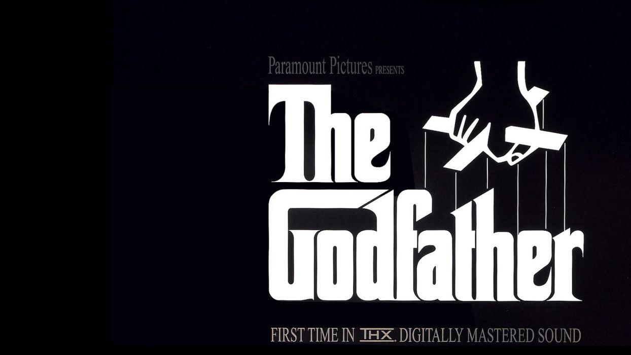 THE GODFATHER Crime Drama mafia poster   g wallpaper
