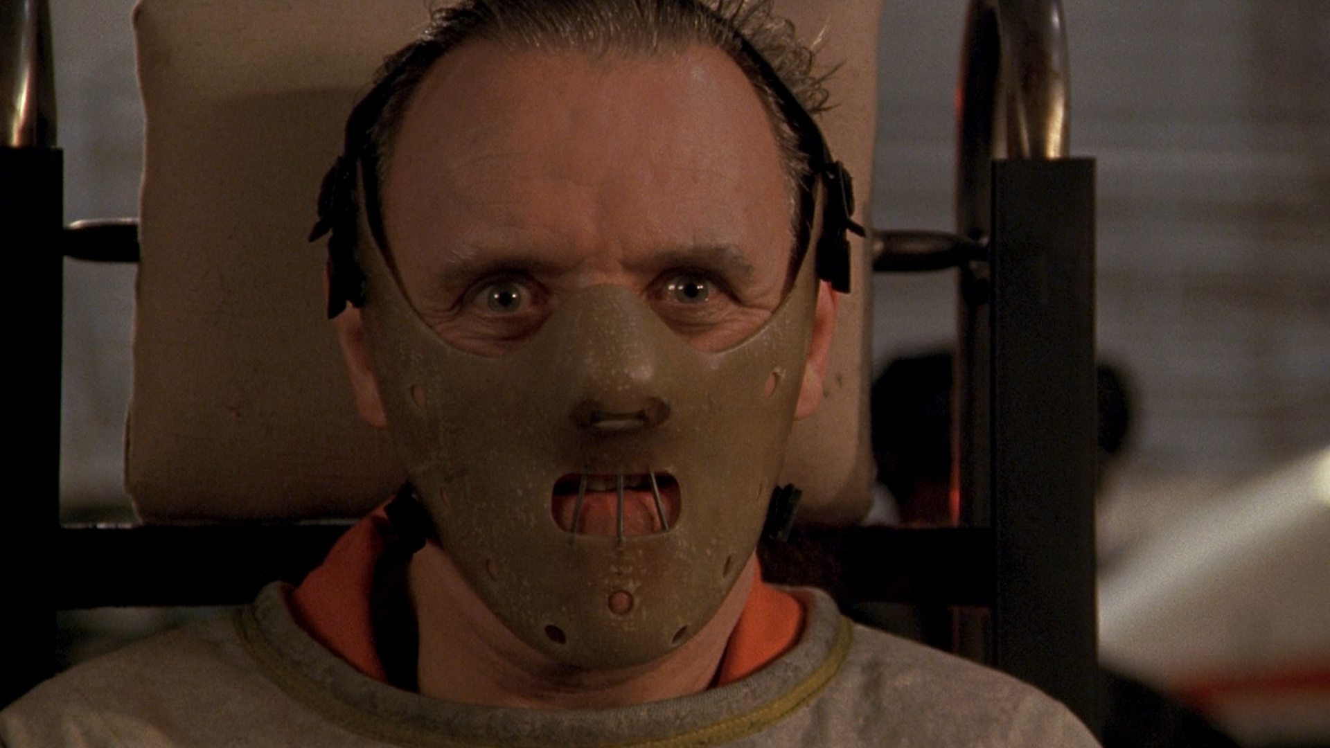 The Silence Of The Lambs Thriller Drama Dark Mask F Wallpaper