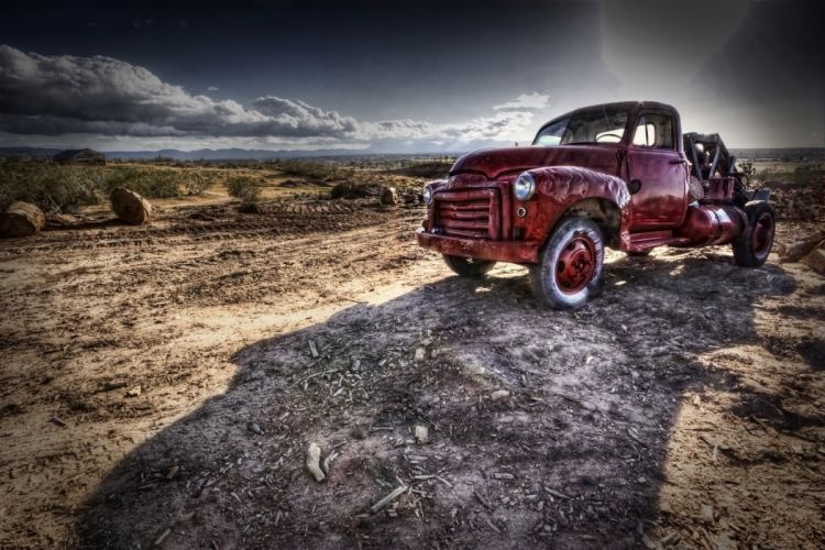 Old Rusty wallpaper