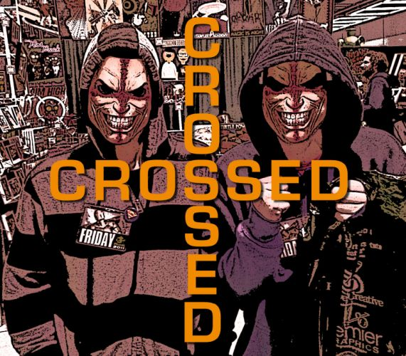 CROSSED avatar-press horror dark comics sa wallpaper