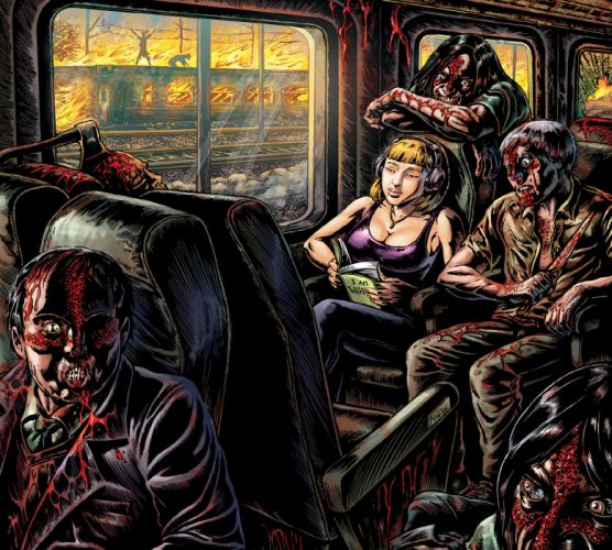 CROSSED avatar-press horror dark comics blood zombie nx wallpaper