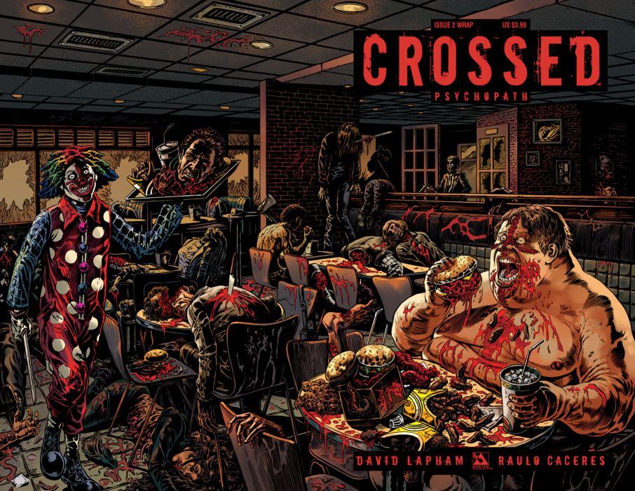 CROSSED avatar-press horror dark comics blood zombie dark     d wallpaper