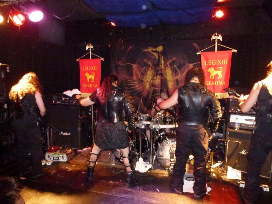 EX DEO death metal heavy ex-deo concert     f wallpaper