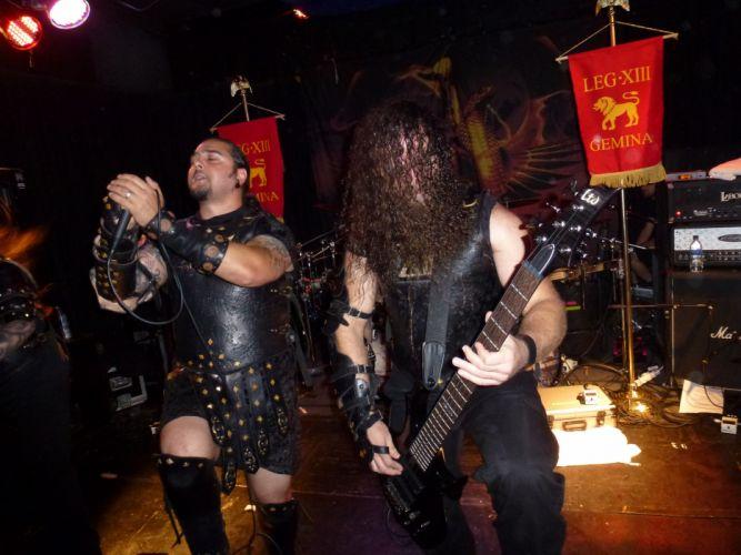EX DEO death metal heavy ex-deo concert guitar cd wallpaper