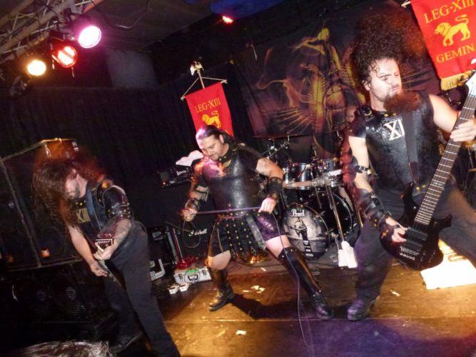 EX DEO death metal heavy ex-deo concert guitar f wallpaper