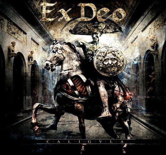 EX DEO death metal heavy ex-deo ti wallpaper