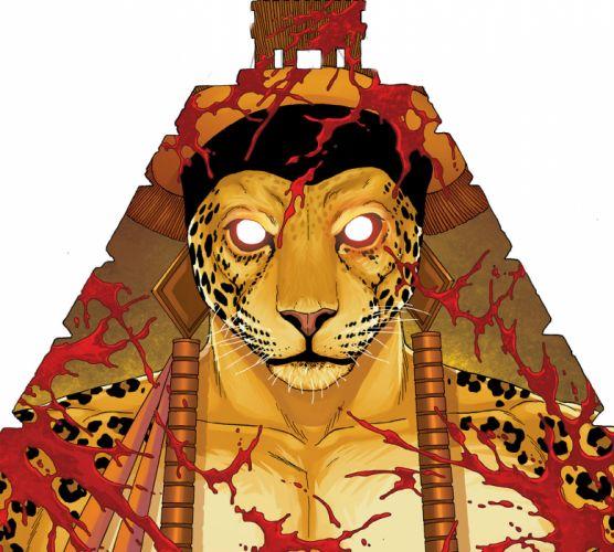 GOD IS DEAD avatar-press fantasy comics blood gs wallpaper