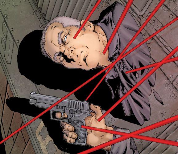 GRAVEL avatar-press comics horror ew wallpaper