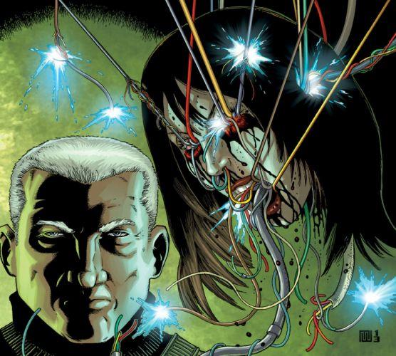GRAVEL avatar-press comics horror dark fe wallpaper