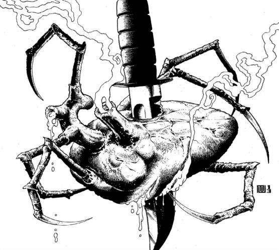 GRAVEL avatar-press comics horror dark f wallpaper