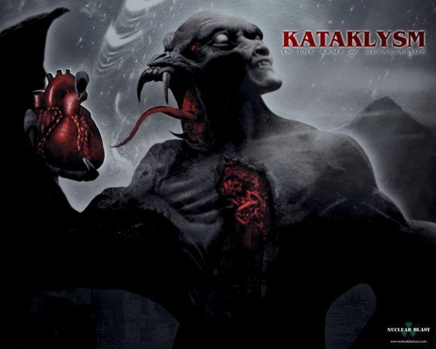 KATAKLYSM death metal heavy dark wf wallpaper