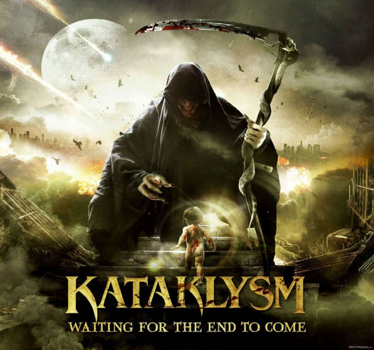 KATAKLYSM death metal heavy dark fantasy      hf wallpaper