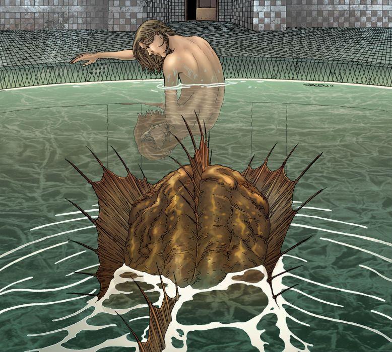 NEONOMICAN avatar-press horror comics monster dark      f wallpaper