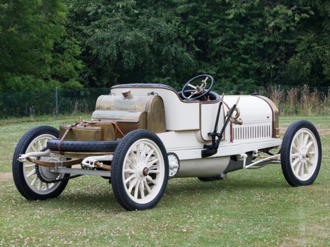 1909 Benz 35-60 PS Speedster retro p-s d wallpaper