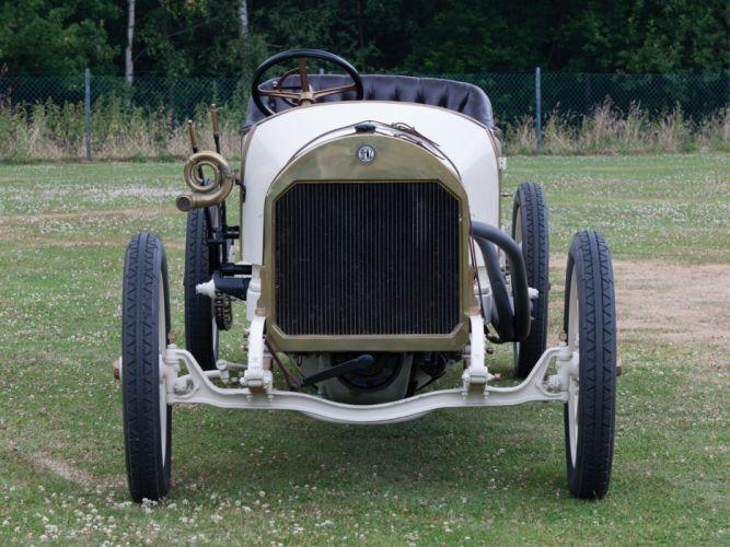 1909 Benz 35-60 PS Speedster retro p-s w wallpaper