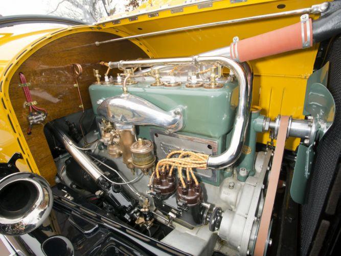 1920 Stutz Bearcat Series-H retro engine g wallpaper