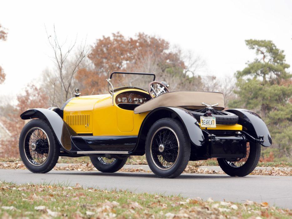 1920 Stutz Bearcat Series-H retro  r wallpaper