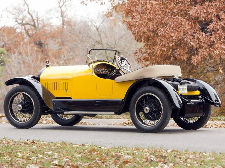 1920 Stutz Bearcat Series-H retro f wallpaper