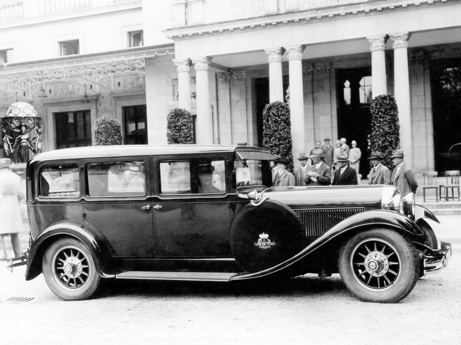 1928 Opel Regent 24-110 PS Limousine retro luxury p-s      g wallpaper