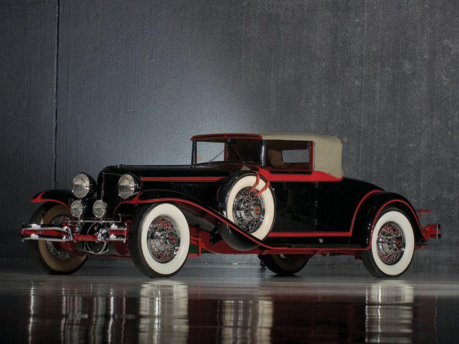 1929 Cord L-29 Convertible retro luxury   h wallpaper