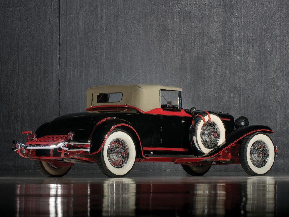 1929 Cord L-29 Convertible retro luxury   r wallpaper