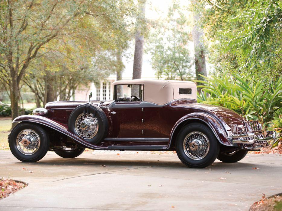 1929 Cord L-29 Convertible retro luxury wheel    f wallpaper