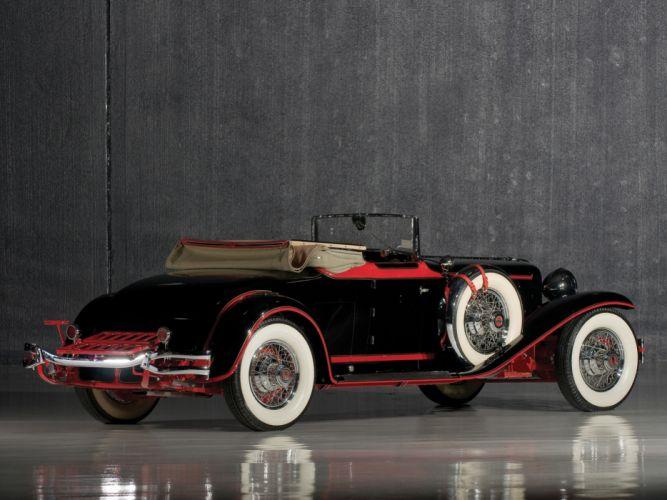 1929 Cord L-29 Convertible retro luxury wheel g wallpaper