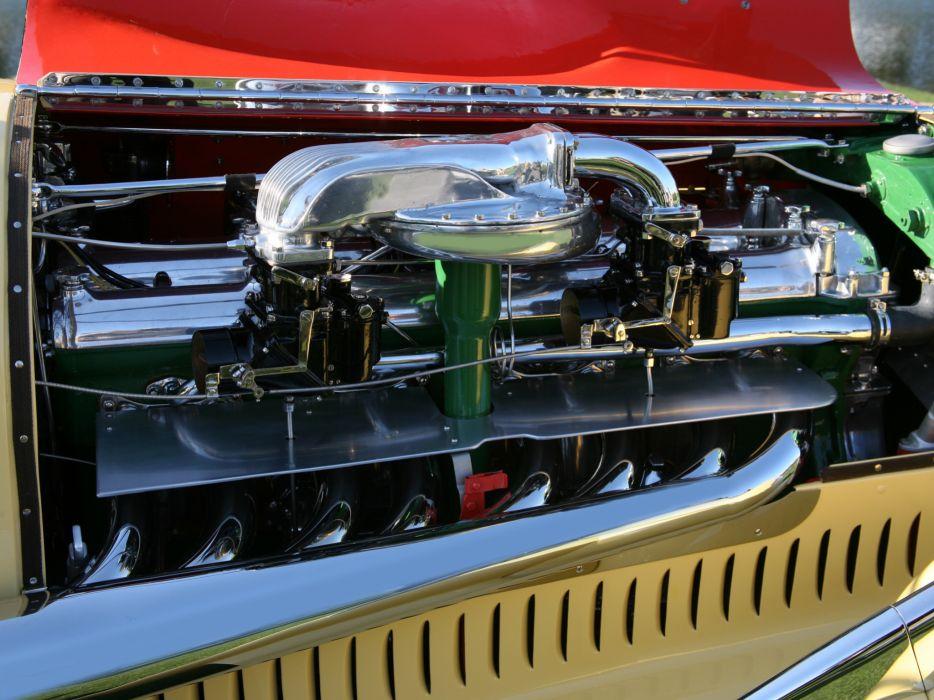 1935 Duesenberg SJ 557 Mormon Meteor Speedster supercar retro s-j engine     g wallpaper