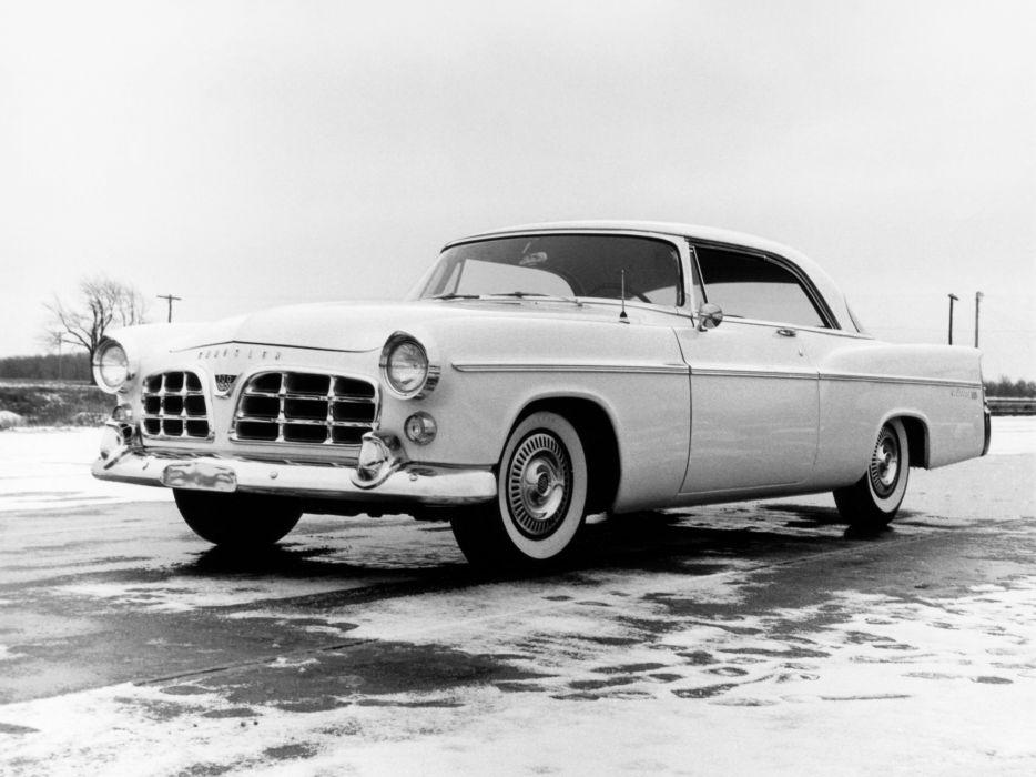 1956 Chrysler 300B retro luxury       g wallpaper