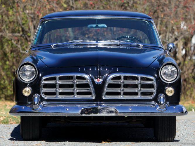 1956 Chrysler 300B retro luxury r wallpaper