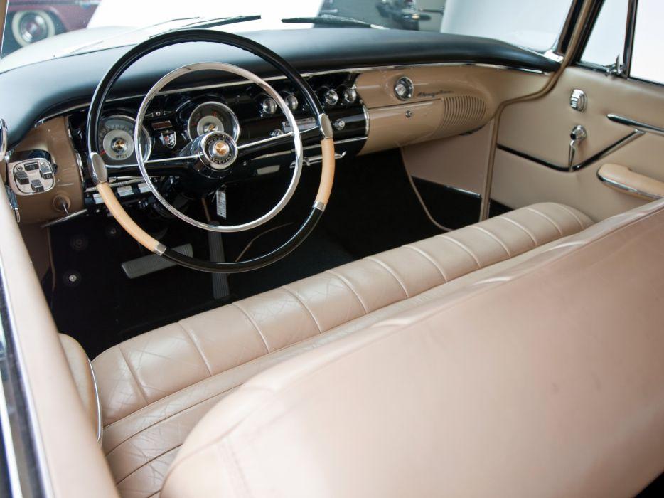 1956 Chrysler 300B retro luxury interior     h wallpaper