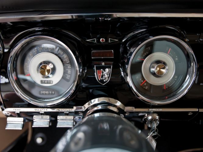 1956 Chrysler 300B retro luxury interior g wallpaper