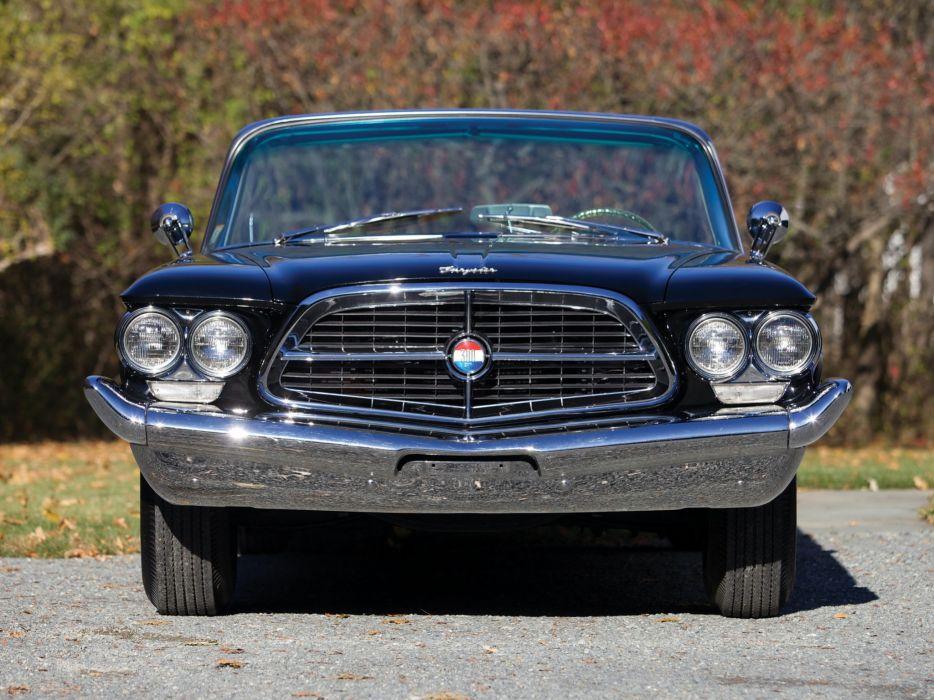 1960 Chrysler 300F Convertible retro   g wallpaper